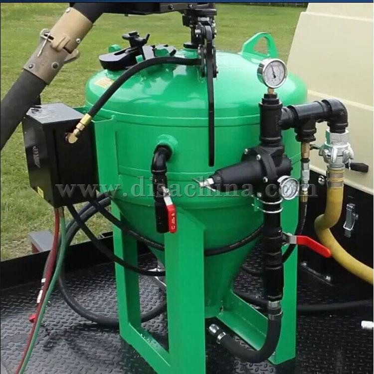 Shot Peening Machine Qingdao Disa Machinery Co Ltd